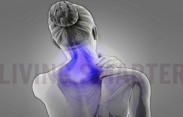 Douleur cervicale liée à la fibromyalgie