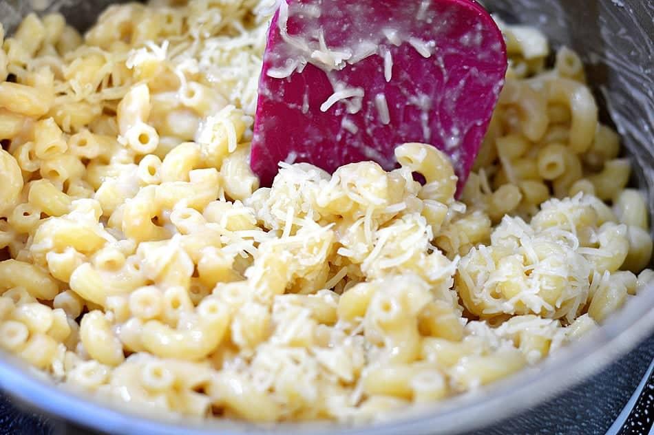 Vegan White Bean Mac and Cheese
