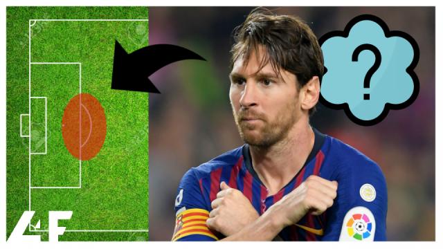 Por qué existe el arco del área de fútbol