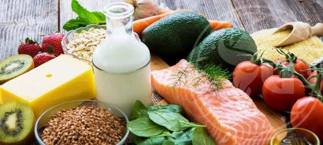 Nutrición y vida sana