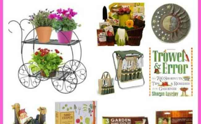 Mother S Day Gift Ideas For The Gardening Mom