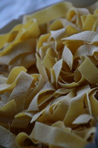 Pappardelle by Tuscanycious