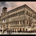 Palazzo di Priori, Perugia by Federico Filipponi