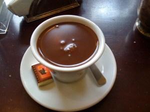 Cioccolata fondente by Kenneth