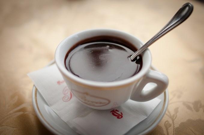 Cioccolata fondente by Michelle Lee