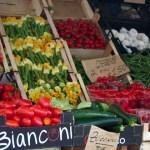 vegetable stand - padova