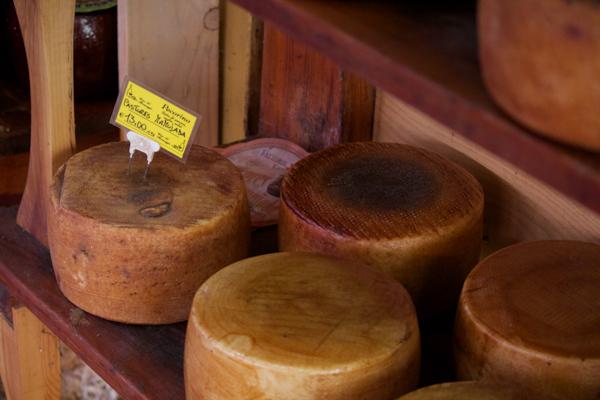 Pastores Mamujada pecorino cheese