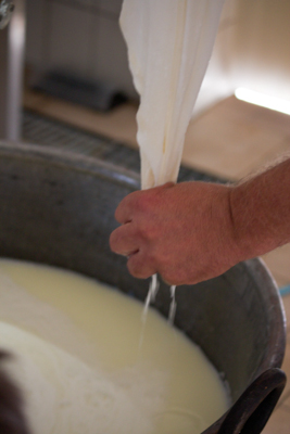 Squeezing out the whey