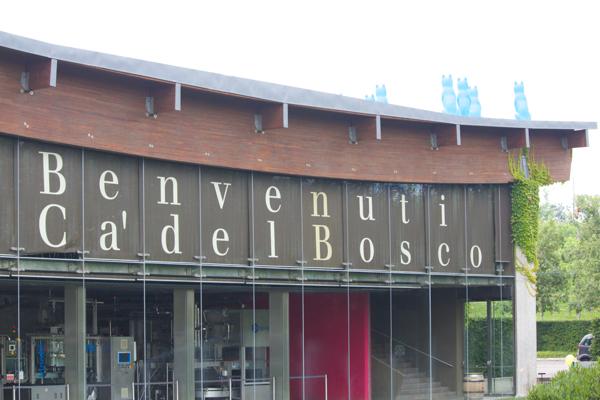 Ca' del Bosco winery