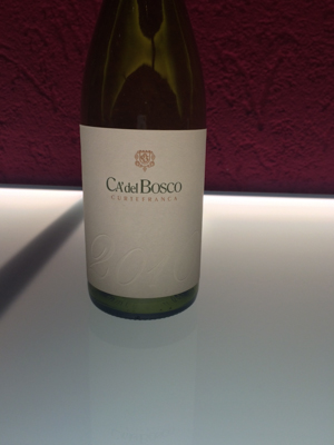 Ca' del Bosco Curtafranca (Chardonnay and Pinot Bianco)