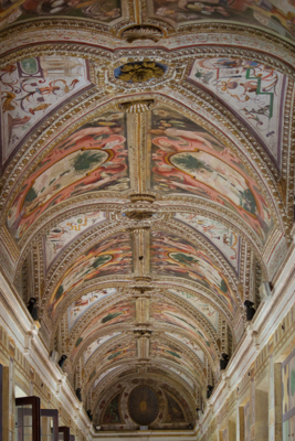 Inside Palazzo Te