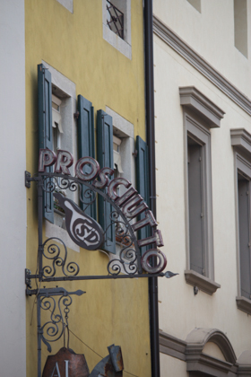 Prosciutteria in San Daniele del Friuli