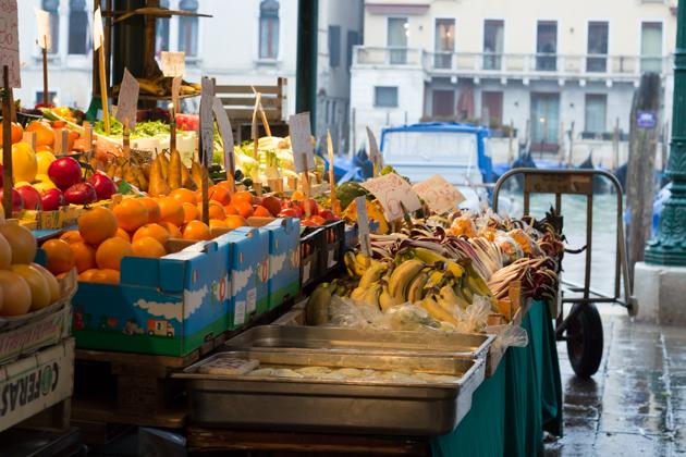 The Rialto market