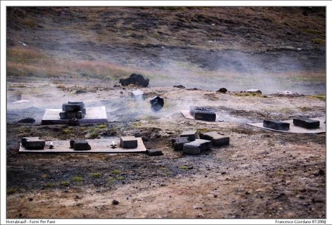 Iceland geyser bread by Francesco