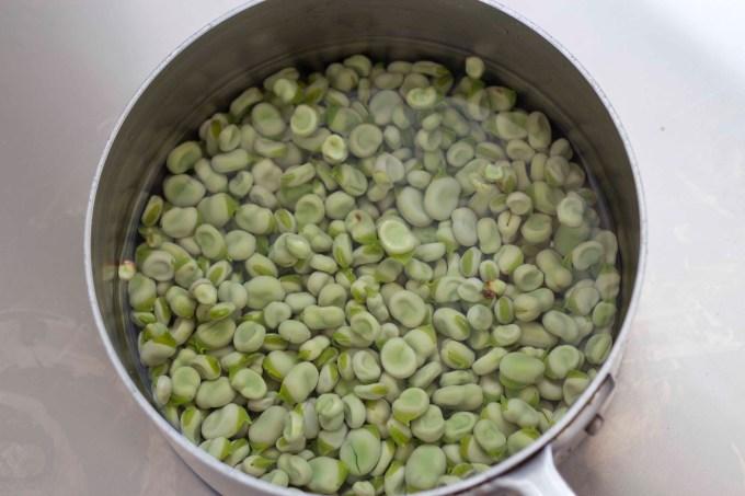 meimanrensheng 6 boil the beans