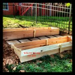 Building Garden Beds On A Slope