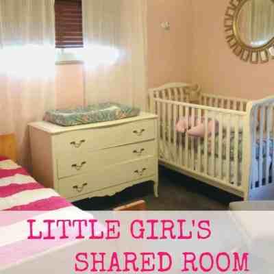 Shared Girl's Room for Cheap