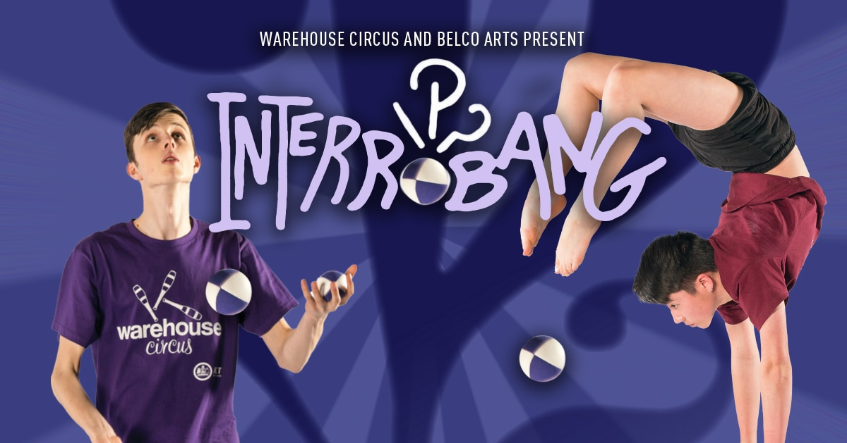 Interrobang - Warehouse Theatre