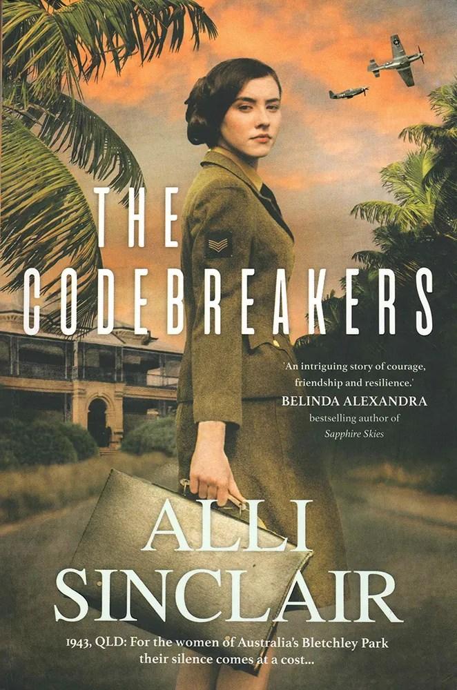 Alli Sinclair – The Codebreakers