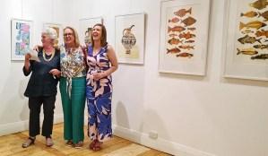 Ellen Bennett and Jessica Peascod – Waterworks