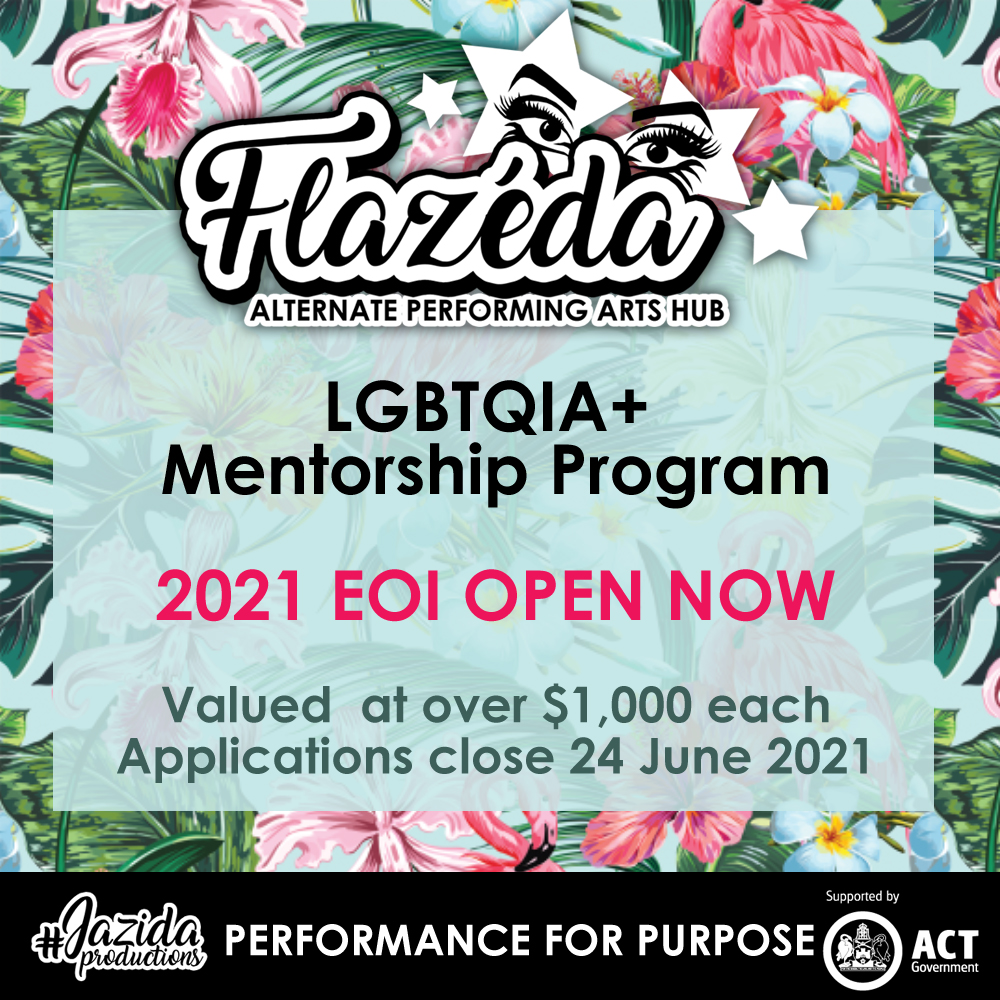 Expressions of interest open for LGBTQIA+  performing arts scholarships