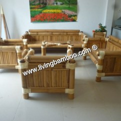 Bamboo Couch And Chairs Wedding Chair Covers Without Sashes Living Room Istanbul Sofa Set
