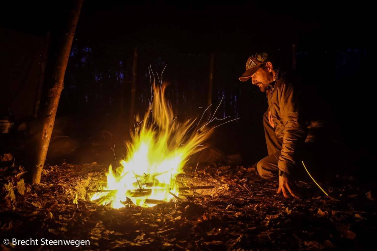 Bushcraft 3 daagse - Living by Nature