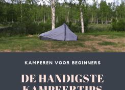 De handigste kampeertips voor beginners
