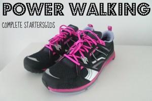 Power walking - complete startersgids