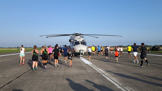 Runway Run met NH-90