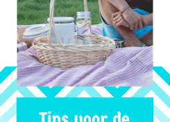 Tips voor de perfecte picknick