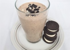 Recept Oreo Milkshake
