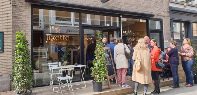 Lizette, soup & specials
