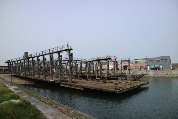 Slipway - Oosteroever Oostende