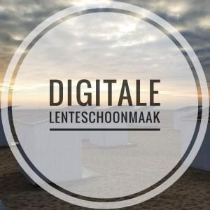 Digitale lenteschoonmaak