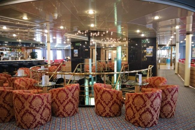 Lounge M/S Astoria