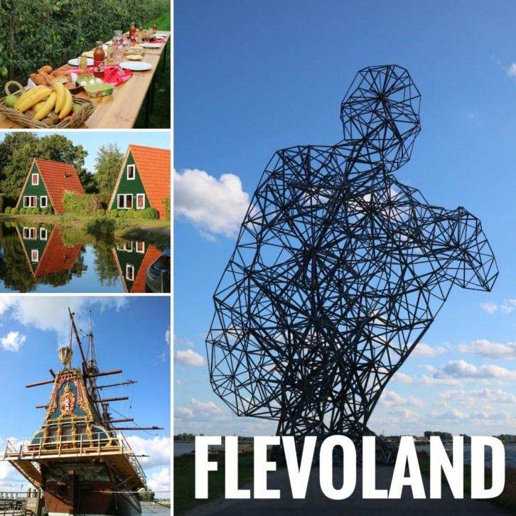 Weekendje in Flevoland