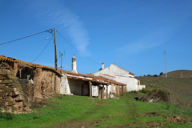 Rota Vicentina - Alentejo (Portugal) - Touro Azul