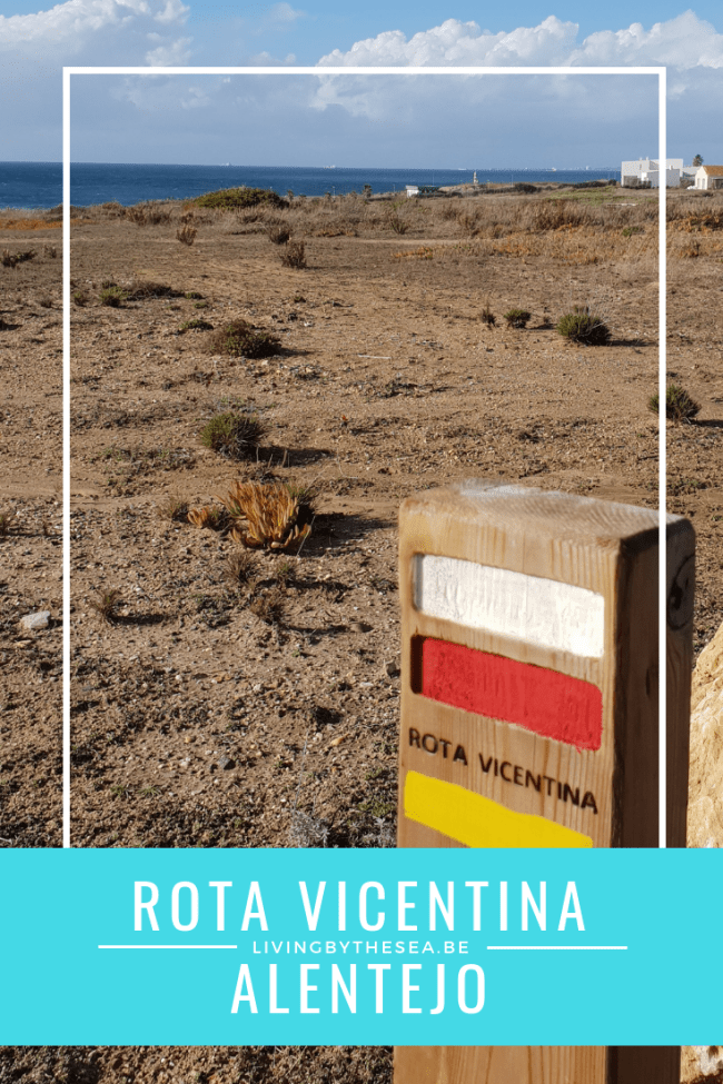 Rota Vicentina in Alentejo (Portugal)