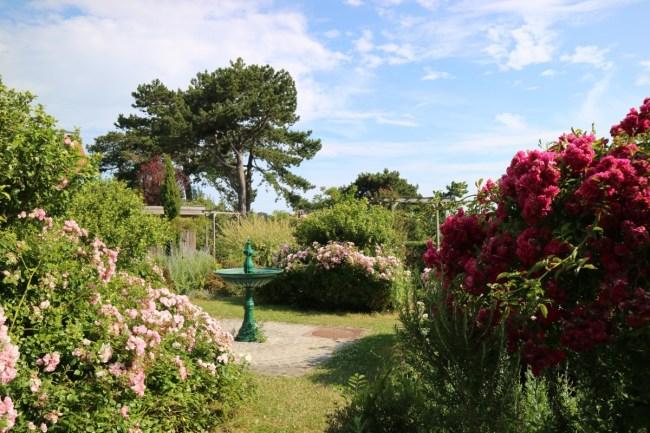 Le Jardin des Poets