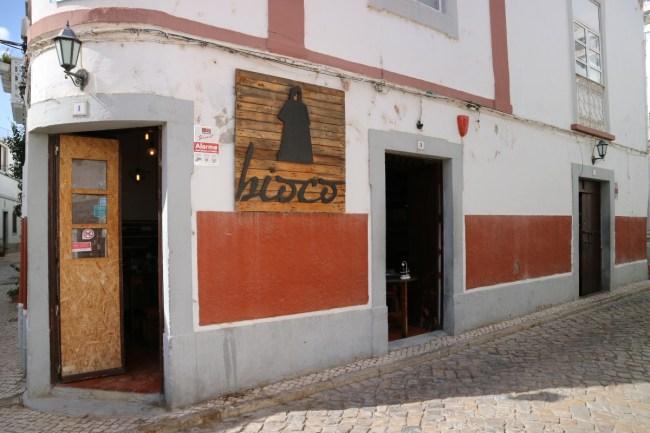 Restaurant Bioco Olhão