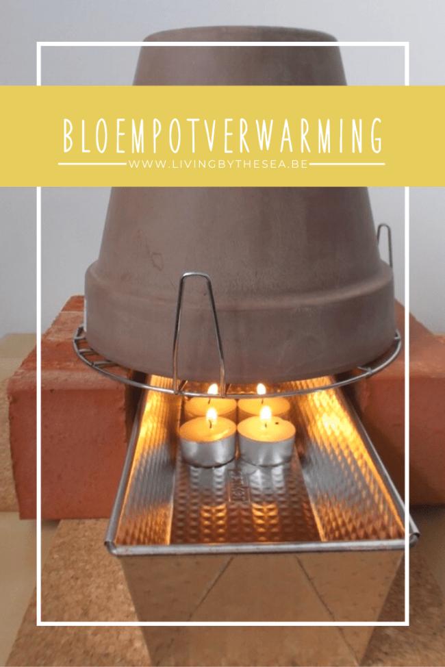 Bloempotverwarming