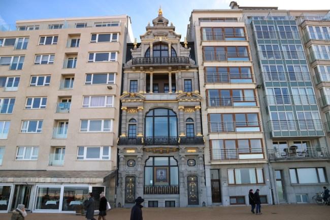 Residentie Jane - zeedijk Oostende