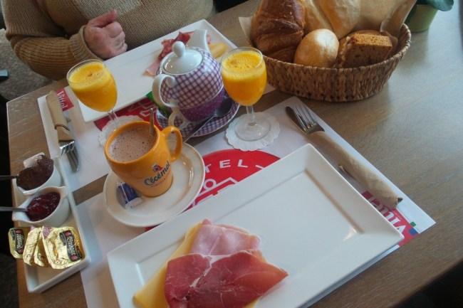 Ontbijt Beaufort De Haan