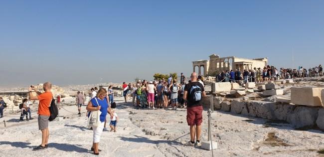 Citytrip Athene - Acropolis