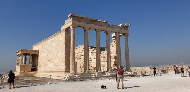 Citytrip Athene Acropolis