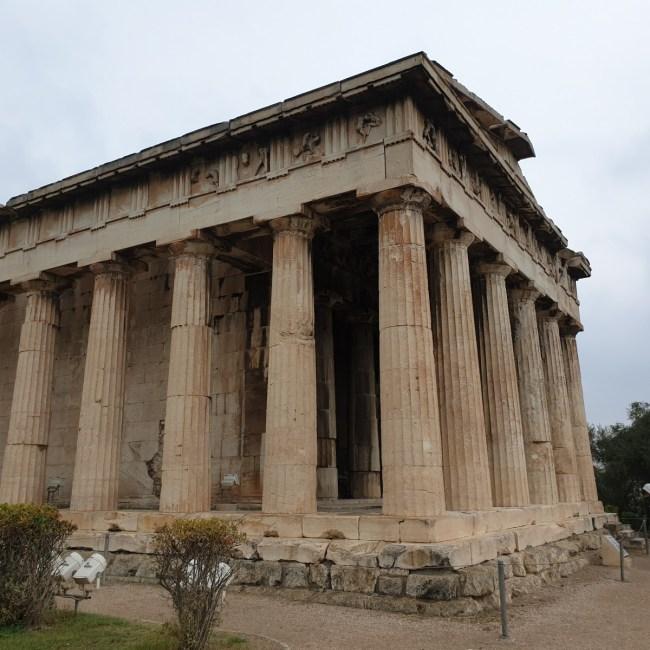 Tempel van Hephaistos