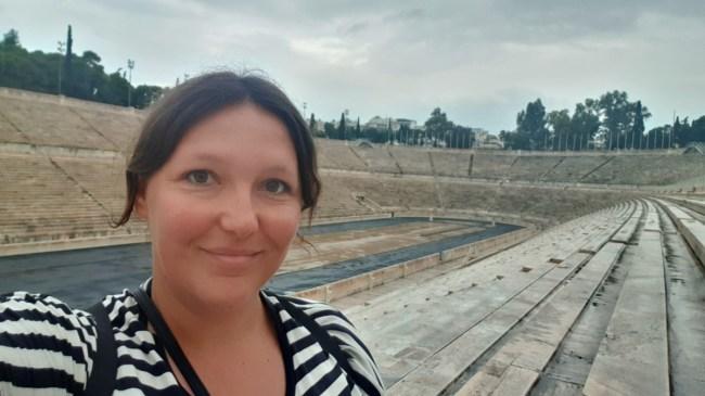 Citytrip Athene  - Stadion Panathinaiko
