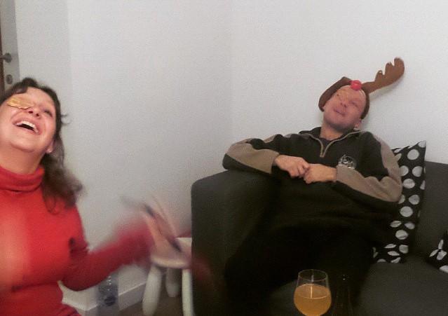 Het kerstkoekjesspel