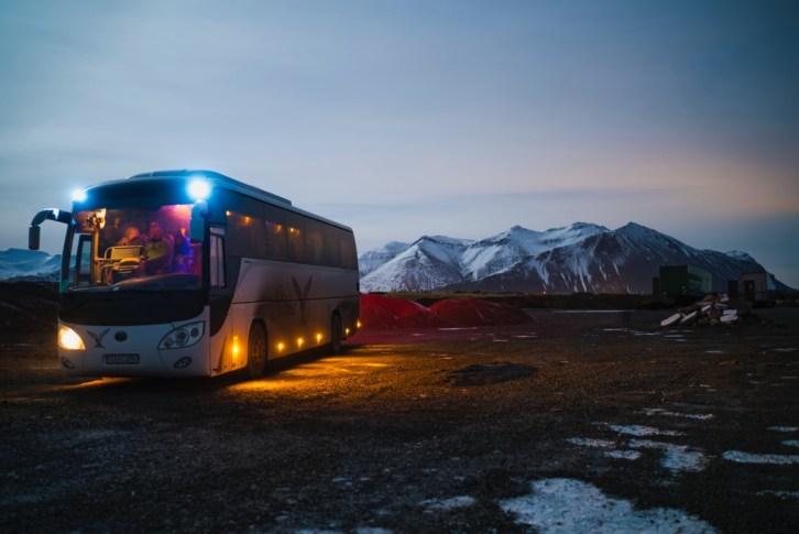 Comfortabel op reis met de bus